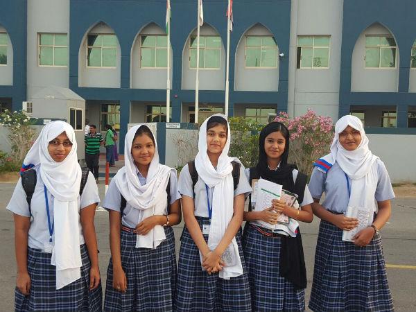 TN students appear for SSLC exams in Dubai