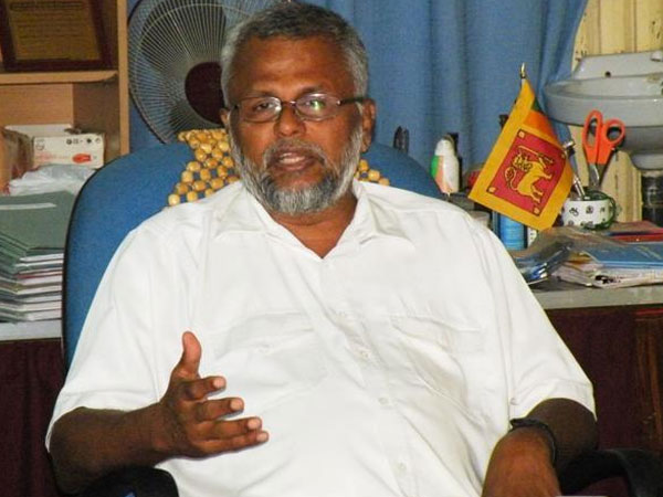 Douglas Devananda appeared through video conferencing trial at Chennai