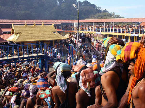 Ban on women in Sabarimala temple has to pass Constitution test, says SC