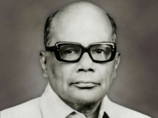 Dr Va Suba Manickam's centenary celebrations begin today