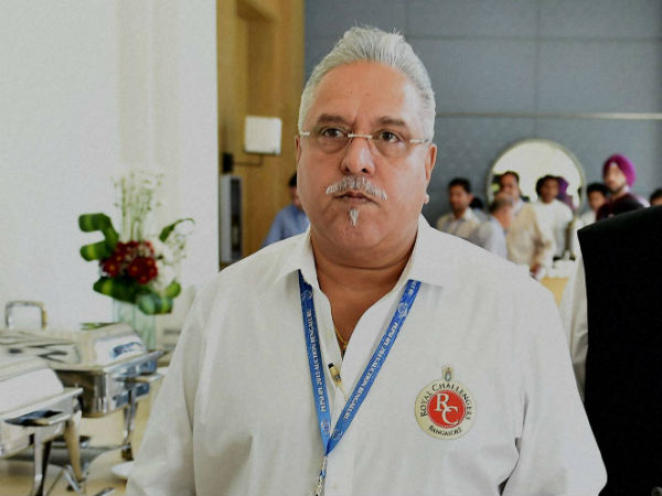 Non-bailable warrant against Vijay Mallya