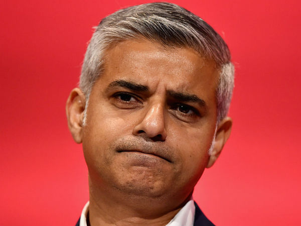 Pak. bus driver's son is London's first muslim mayor