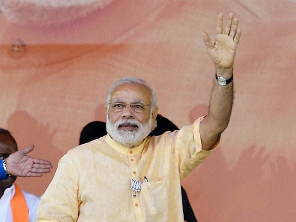 Modi says he is the saviour for Tamilnadu people
