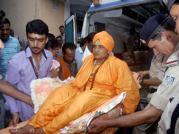 Malegaon: Sadhvi Pragya likely to walk free after 8 years in jail