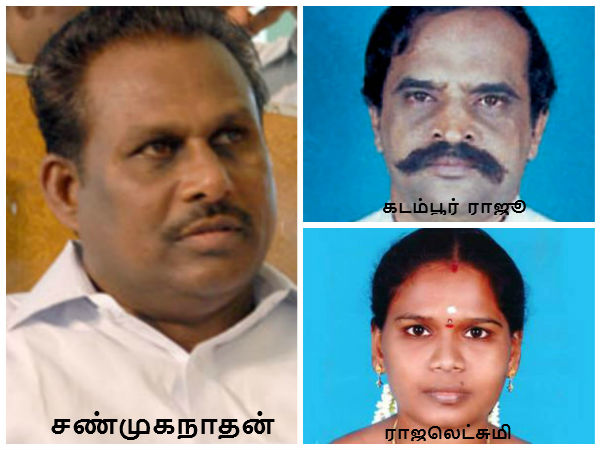 3 cabinet minister from Nellai and Tuticorin