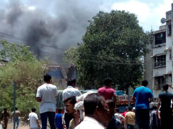 Blast at chemical factory in Thane kills 3; 40 injured
