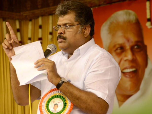 TMC will not be disbanded, says G K Vasan