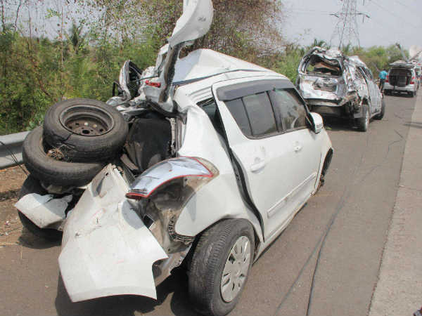 17 killed in a major accident on Mumbai-Pune expressway
