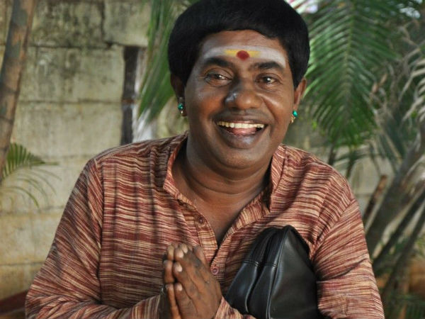 Actor Bonda Mani joins ADMK