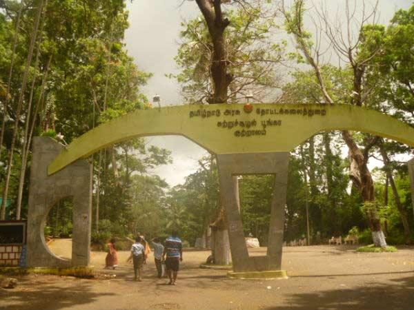 Bad condition in Tamil Nadu's biggest eco-park