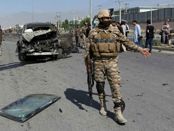 Taliban attack on Afghanistan police cadets