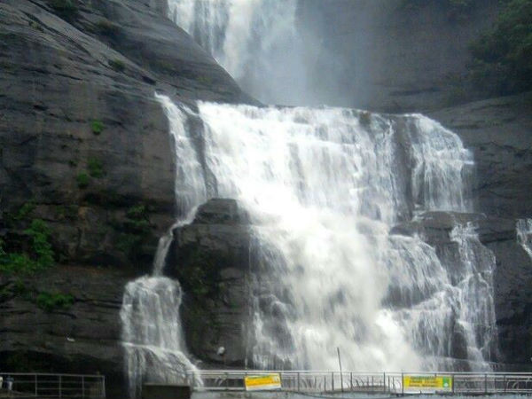 Courtallam season gets less importance from the tourists
