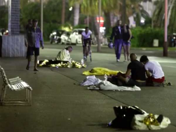 'Bodies Flying Like Bowling Pins' - Nice Terror Attack Witness