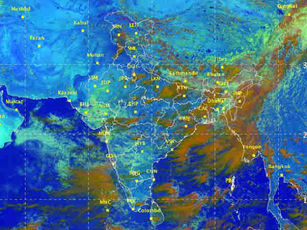 Heavy to very heavy rain very likely at Coastal Karnataka