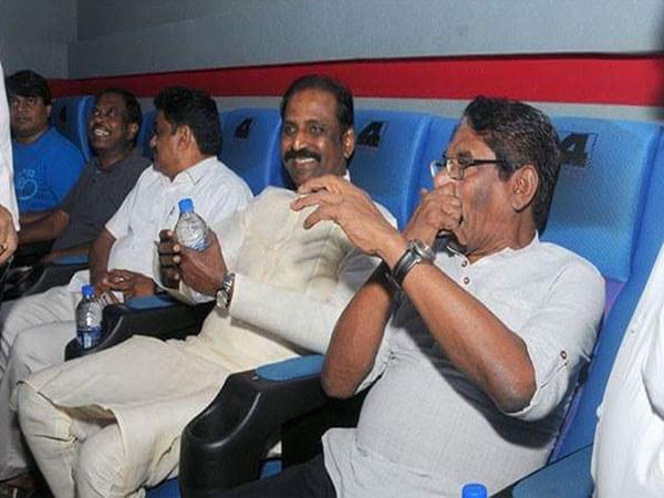 vairamuthu watch kabali with bharathiraja