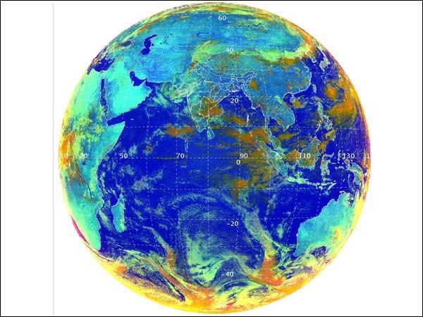 வங்கக் கடலில் வளிமண்டலத்தில் மேலடுக்கு சுழற்சி: லேசான மழை பெய்யும்- வானிலை மையம்