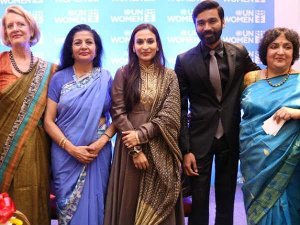 Aishwaryaa Rajinikanth announced as UN Women's Advocate