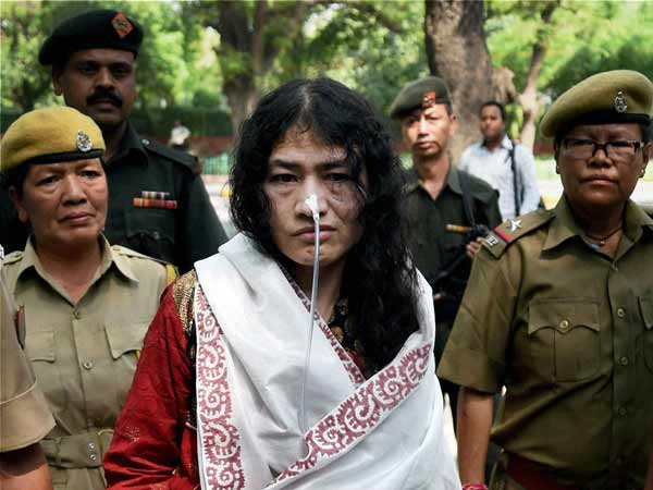 Irom Sharmila To End Fast After 16 Years