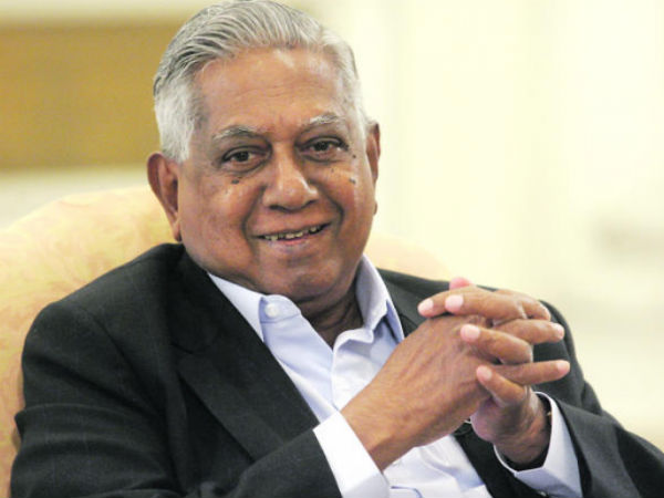 People's leader SR Nathan