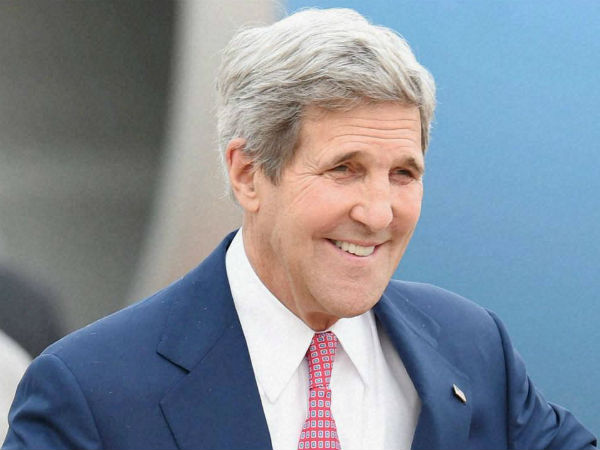 John Kerry comes to India for India-US strategic dialogue