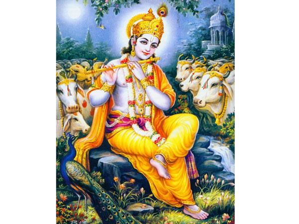 கோகுலாஷ்டமி நாளில் கண்ணனை வரவேற்போம்...