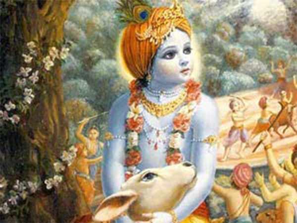 மனதை மயக்கும் கண்ணன் பாடல்கள்... கோகுலாஷ்டமி ஸ்பெஷல்
