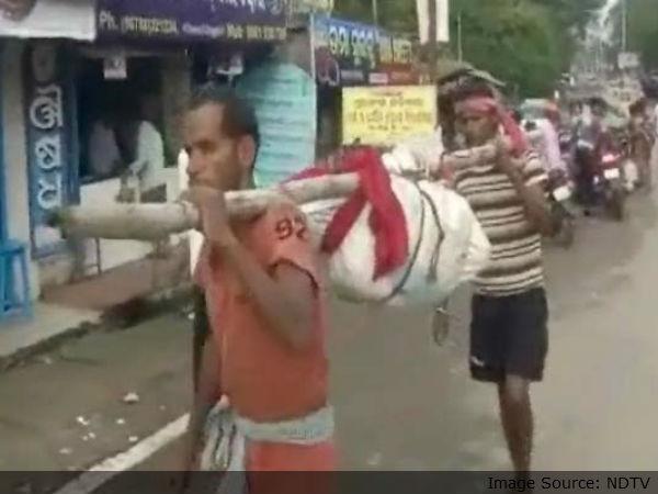 ஒடிஷாவில் மீண்டும் பயங்கரம்: சடலத்தை இரண்டாக உடைத்து தூக்கிச் சென்ற கொடுமைக்காரர்கள்!