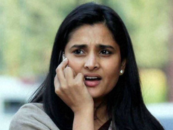 Now Congress MP Ramya faces the sedition heat