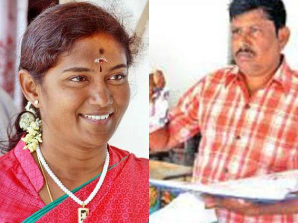 Knitting Units In Tirupur : சர்ச்சையில் மற்றொரு அதிமுக எம் பி சத்தியபாமா கணவர்