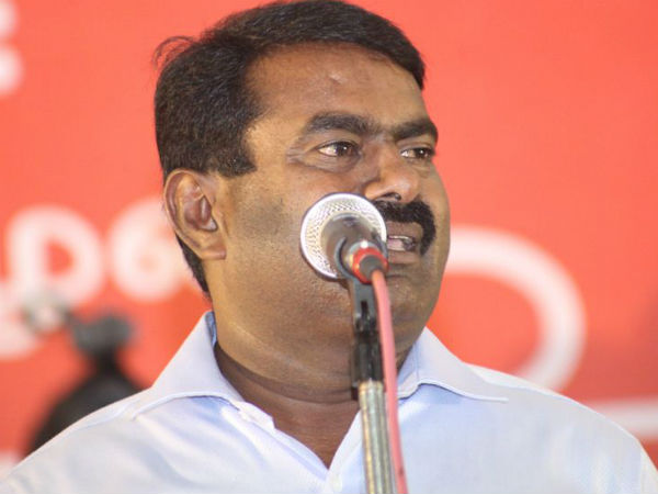"Seeman speaks on ""Mayoon Peruvizha"""