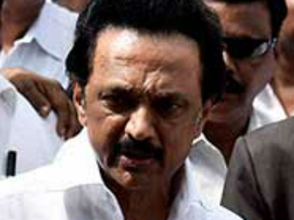 DMK to hold public meeting against Assembly clash