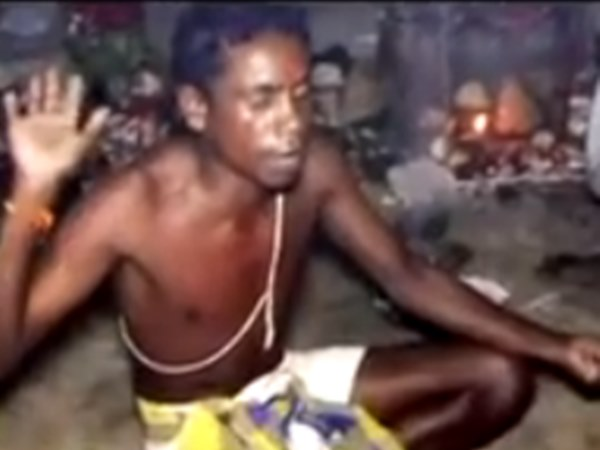 Tantrik Not Doctor Attends To Ill Students In Odisha Girls Hostel