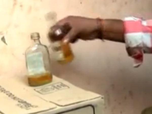 சென்னையில் பிஞ்சு குழந்தைக்கு மதுவை ஊற்றிய கொடூரன்கள் 2 பேர் கைது