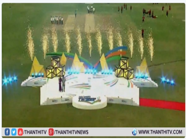 Tamil Nadu Premier League 2016 opening ceremony