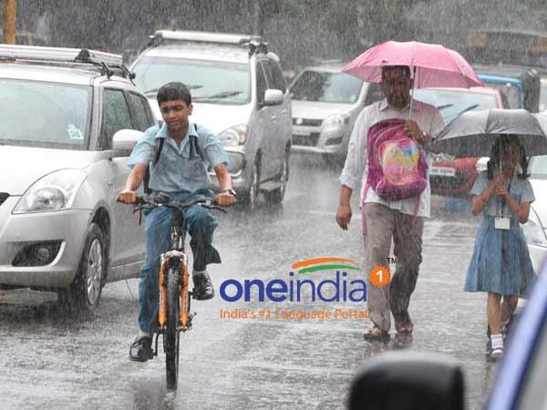 சென்னை மற்றும் சுற்றுப்புற பகுதிகளில் பலத்த மழை #Chennai