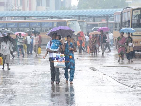 இந்தியாவிலேயே அதிக மழை பதிவான நகரம் சென்னை :  இன்றும் மழை!