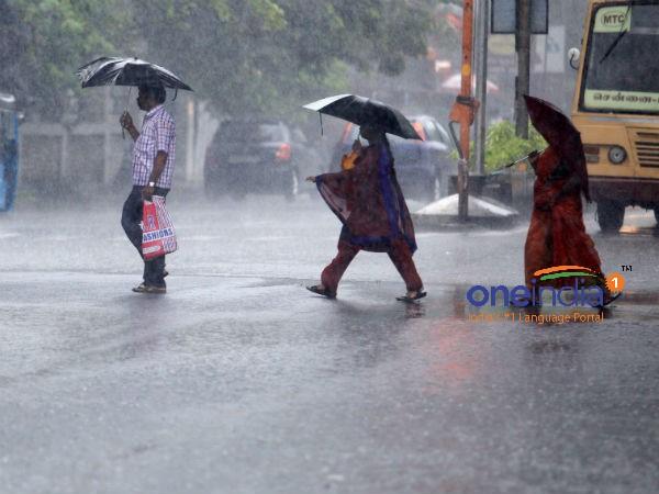 3 மணிநேரத்தில் 7 செ.மீ மழை.. டிசம்பர் பீதியில் சென்னைவாசிகள்.. இன்றும் மழை தொடரும் #chennairains