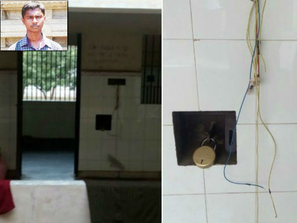 ADGP orders for probe into the leak of Ramkumar prison cell image