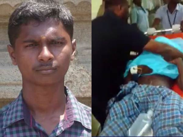 Doctor's team and Magistrate ready for Ramkumar post-mortem in Royapettah Hospital