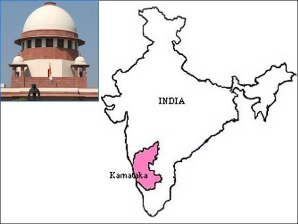 கர்நாடகாவும் இந்தியாவுக்குள்தான் இருக்கிறது... உத்தரவை செயல்படுத்துங்க- சுப்ரீம்கோர்ட் வார்னிங்