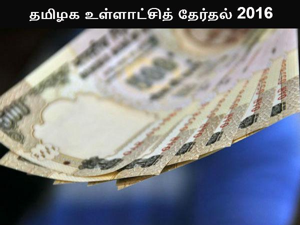ரூ. 100 டூ 1000... ரூ. 200 டூ 2000... 'நீங்க கட்ட வேண்டிய உள்ளாட்சித் தேர்தல் டெபாசிட் விவரம்!