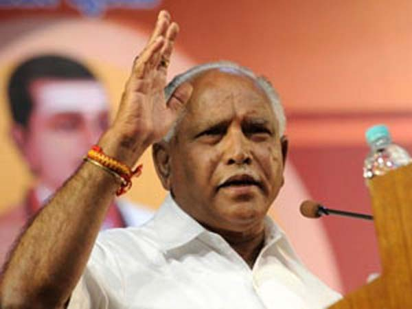 Karnataka BJP chief Yeddiyurappa asks stop the Cauvery water flow