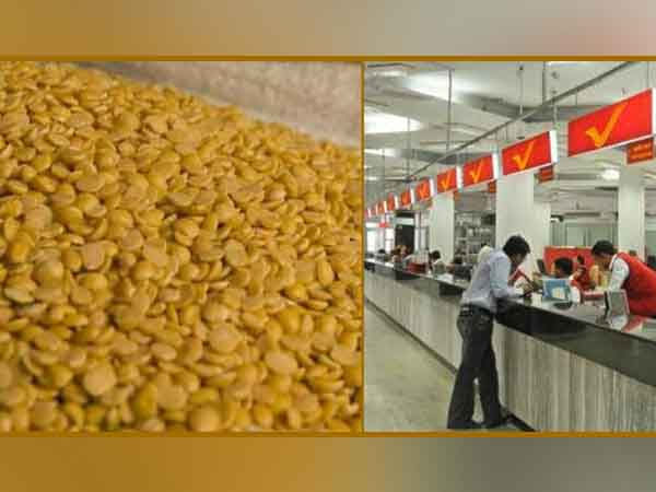Indian Post office soon to sell pulses on subsidised rate