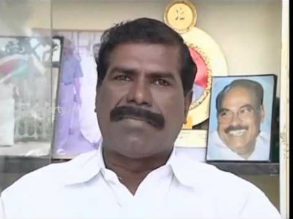 pmk party will contest alone in the upcoming By election - g.k.mani