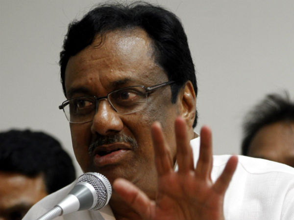 Congress should support DMK, says EVKS Elangovan