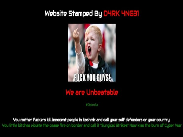 National Green Tribunal website hacked