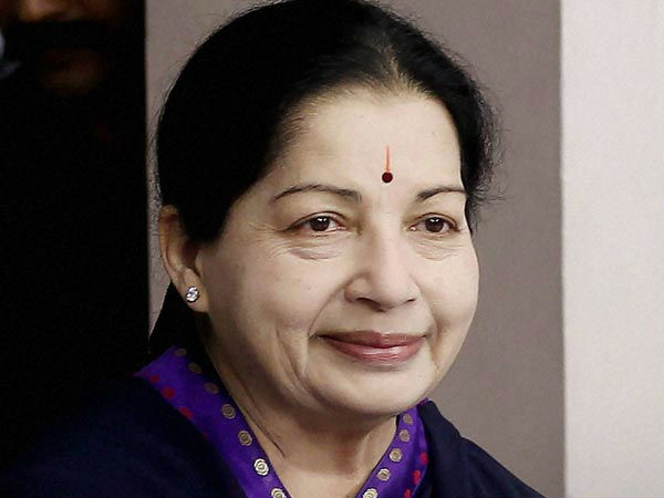EC accepts Jayalalithaa's thumb impression in nomination papers