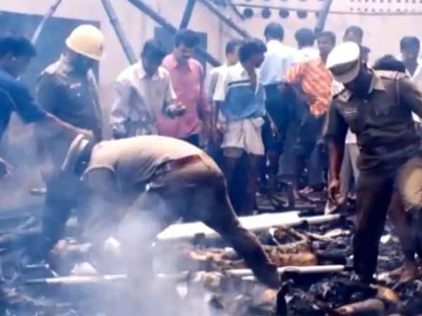 Kumbakonam school fire: Victims' parents to get Rs5L with interest