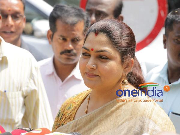 ஜெயலலிதா நலமுடன் வீடு திரும்பி மக்களுடன் தீபாவளியை கொண்டாட வேண்டும்- குஷ்பு