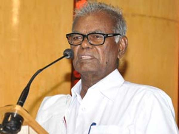 Need not parliament act for Cauvery Management board says Nallakannu
